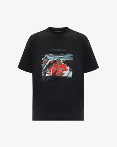 """B.I.G """"Bust this"""" granted tee"""