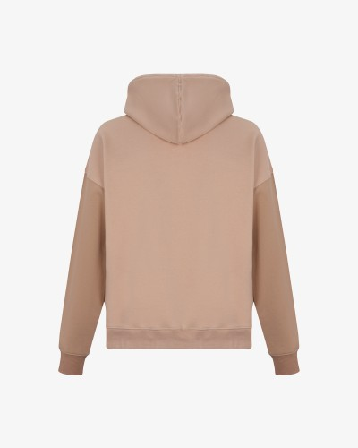 Watch Your Step Two Tone Hoodie
